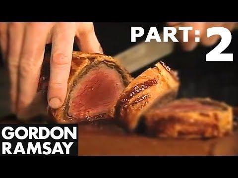 Ultimate Beef Wellington (Part 2) - Gordon Ramsay (+playlist)