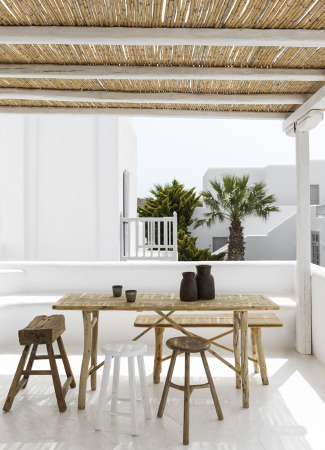THE TRAVEL FILES: SAN GIORGO HOTEL ON MYKONOS | THE STYLE FILES
