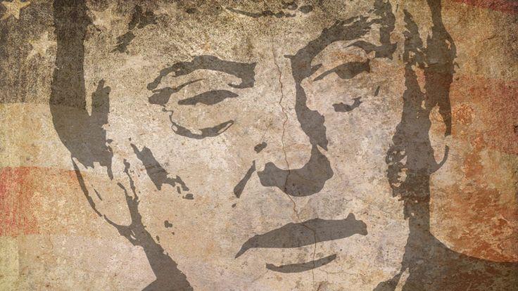 Tecknad bild på Donald Trump, CC0-Licens, Pixabay.com / MIH83