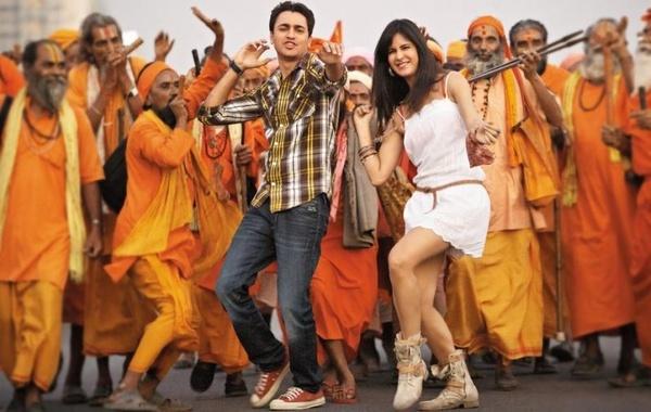 Imran Khan and Katrina Kaif in the movie : Mere brother Ki dulhan