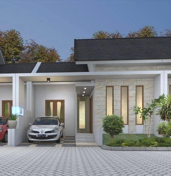 Fachadas de casas com pedra: Guia para sua decoração   – casa