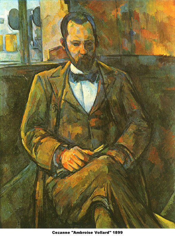 Paul Cézanne - Ambroise Vollard