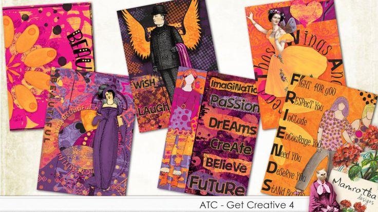 ATC - Get Creative 4