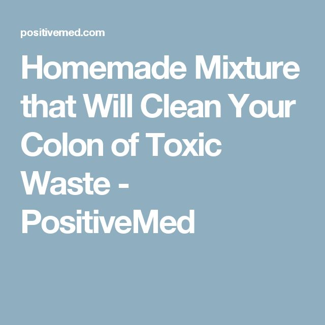 how to clean colon in one day