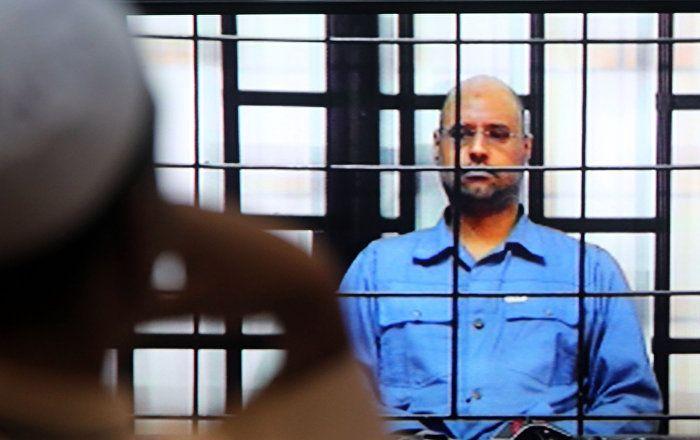 Der Sohn des gestürzten und ermordeten ehemaligen libyschen Machthabers Muammar al-Gaddafi, Saif al-Islam, ist aus dem Gefängnis in Sintan freigelassen worden, wie das Nachrichtenportal Afrigatenews am Samstag berichtet.