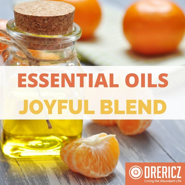 I have never had baby blues, postpartum depression, or stretch marks of any sort thanks to this Joyful Essential Oil Recipe.