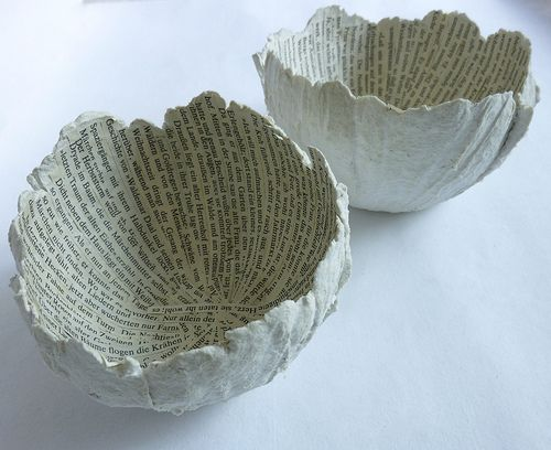 bowls holding stories - Ines Seidel