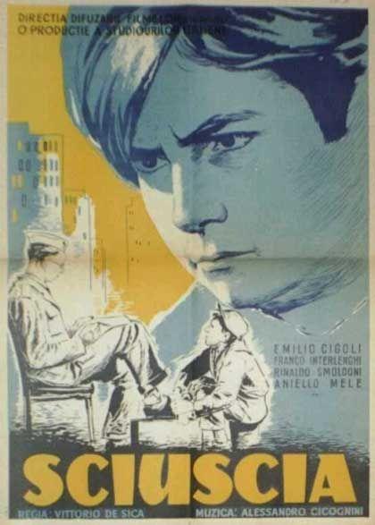 Un film di Vittorio De Sica. Con Franco Interlenghi, Rinaldo Smordoni, Maria Campi, Aniello Mele, Enrico Cigoli. continua» Drammatico, Ratings: Kids+16, b/n durata 92' min. - Italia 1946.