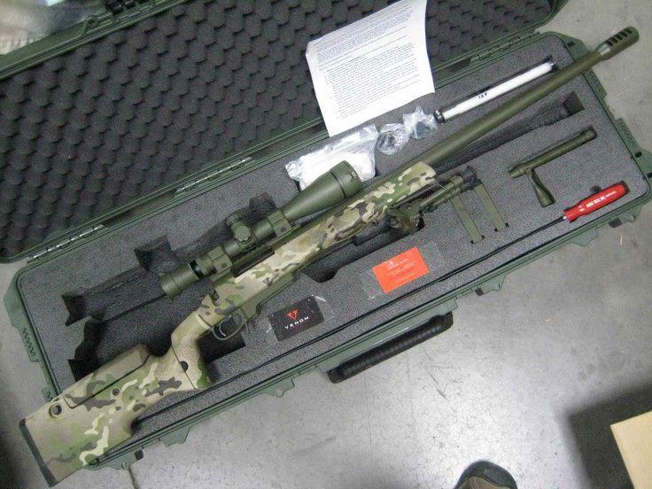 tacticalstuff:  alpha-as-fudd:  M40 multicam  Nice!      (via TumbleOn)