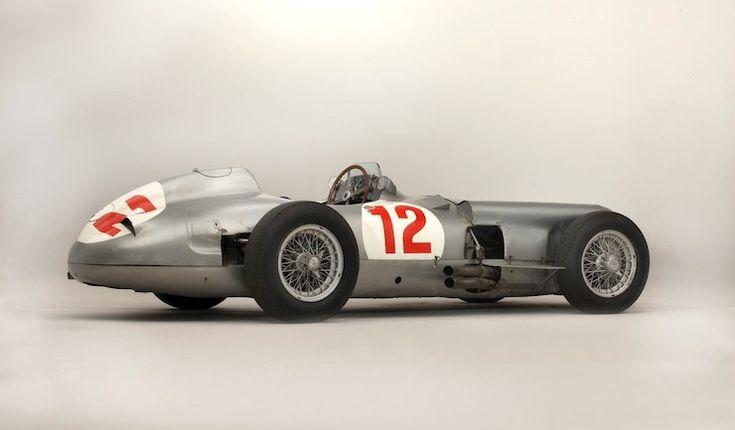1954 Mercedes Benz W196R Formula 1