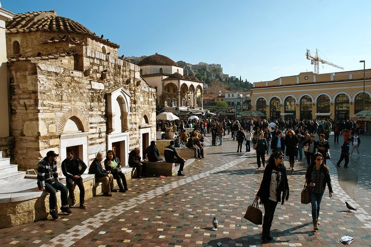 Insider guide to Athens  The Wall Street Journal