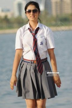 Lucky Sharma Sexy Photos In School Dress | Frock and mini skirt, the ...