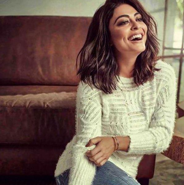 8 cabelos de celebridades para te inspirar - Juliana Paes