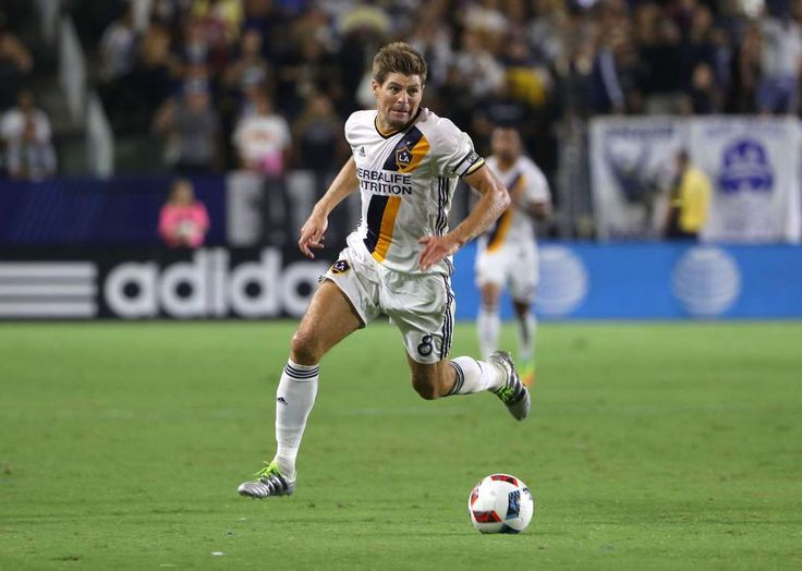 Steven Gerrard retires: from schoolboy to soccer legend:     Final game for LA Galaxy ﴾2016﴿:   Gerrard played his final match for LA Galaxy on Nov. 6 in the MLS Cup Western Conference Playoff semi‐finals where they lost in a penalty‐ shootout to Colorado Rapids, despite Gerrard converting his spot‐kick. Overall, Gerrard made 38 appearances and scored five goals in an 18‐month spell with the MLS giants.