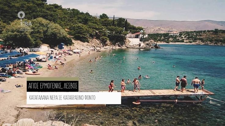 St Ermogenis beach // Α picturesque haven with pines' natural shade