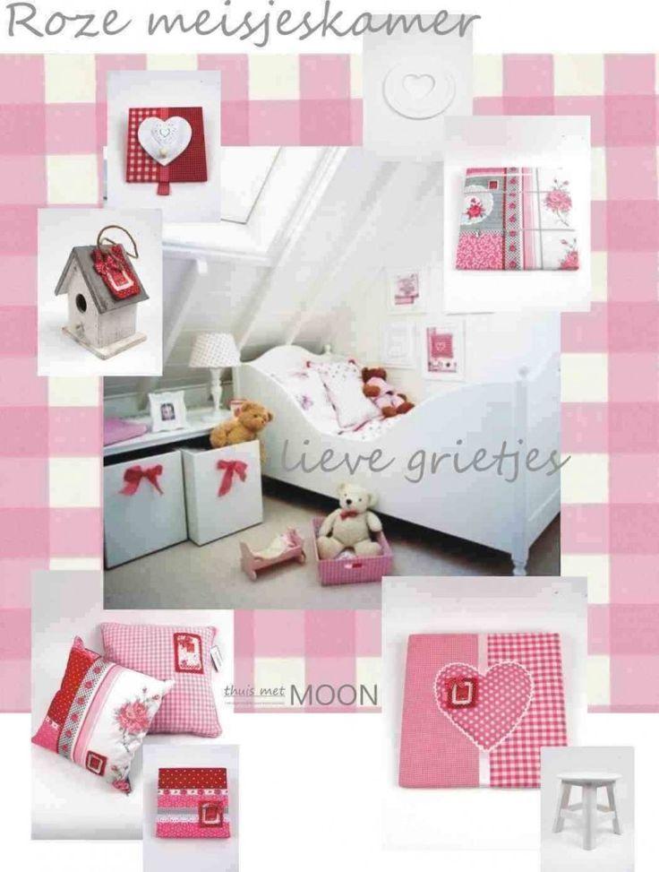 roze meidenkamer