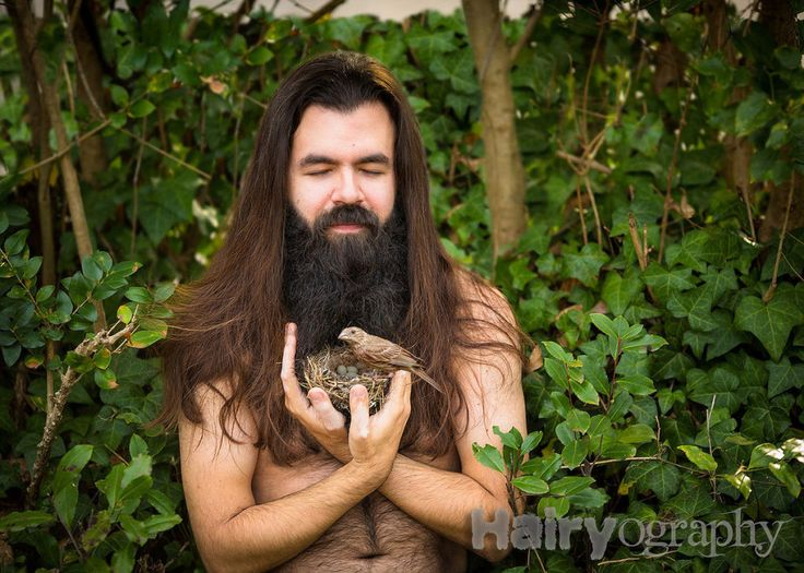 You Need to Buy This Calendar of Hairy Men Dressed Like Fairies