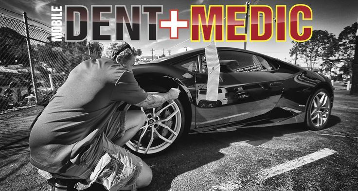 Mobile Service to home or place of business.Paintless Dent Removal Service covering the Toronto and GTA areas.