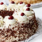 Schwarzwalder kirsch (kersen) taart