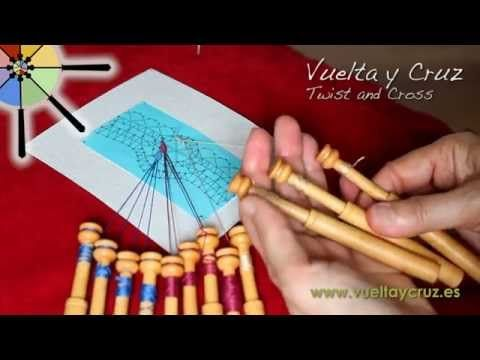 Lección 3 de Vuelta y Cruz / Lesson 3 by Twist and Cross - YouTube