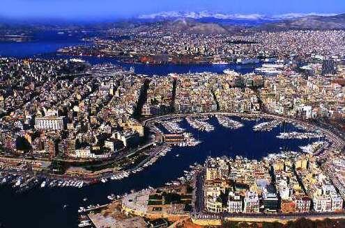 VISIT GREECE| #Piraeus, #Greece #attica