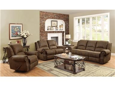 Shop For Coaster Motion Sofa, 650151, And Other Living Room Sofas At Fiore  Furniture