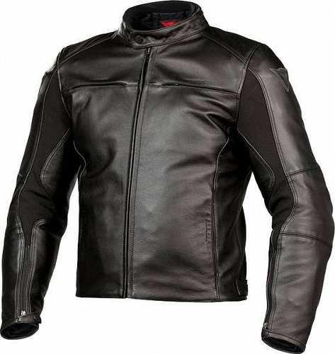 Prezzi e Sconti: #Dainese razon giubbotto moto in pelle nero 48  ad Euro 339.90 in #Dainese #Abbigliamento sportivo uomo