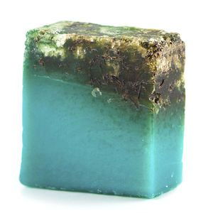 Sea Vegetable Soap- LUSH Cosmetics - never bought this but did get a sample and enjoy it!