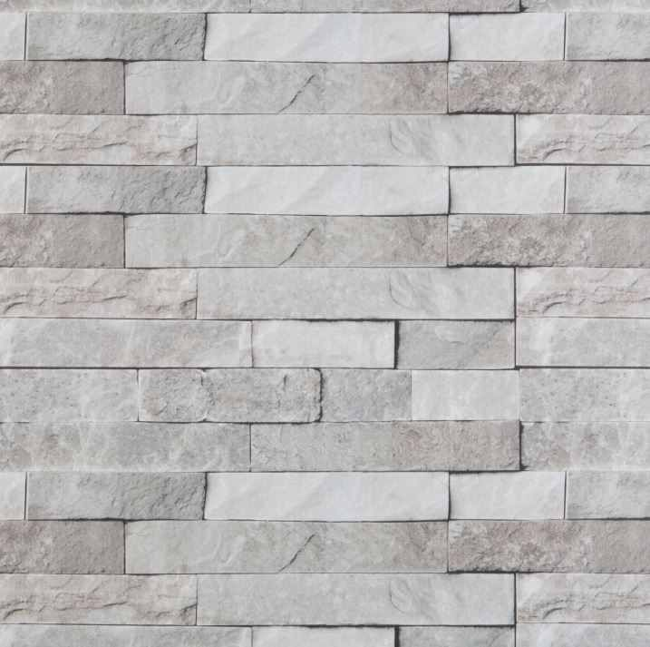 Grey Brick Wall Pvc Wall Panels Neptune 400 Split Face Tile Effect Bathroom Feature Wall Tile Cladding Brick Feature Wall