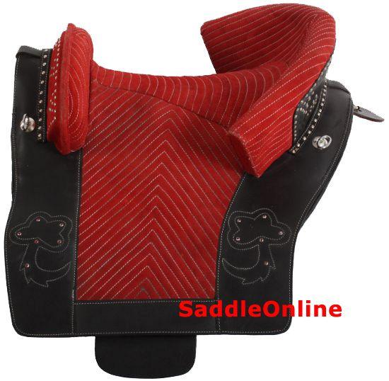 Spanish Portuguese Style Saddle 15 16 Leather Saddle- Western Horse Saddles - Saddle Online