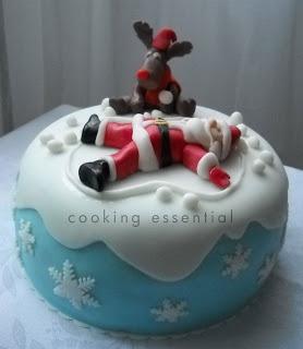 Quella volta che Santa Claus e  Rudolf fecero a palle di neve