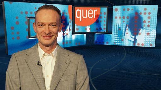 quer-Moderator Christoph Süß. | Bild: Bayrischer Rundfunk.