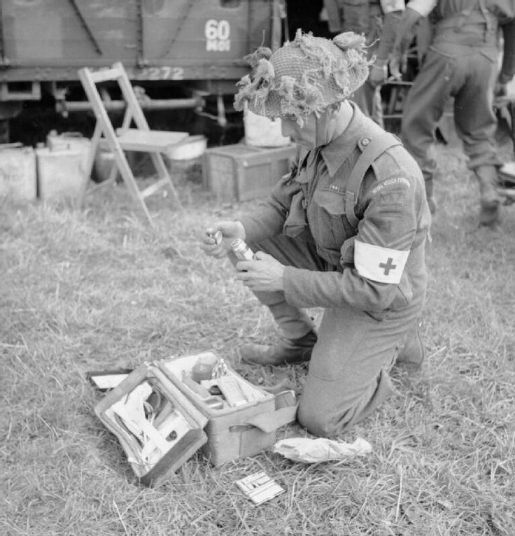 Canadian 4th RWF - Evrecy (France) july 1944, pin by Paolo Marzioli