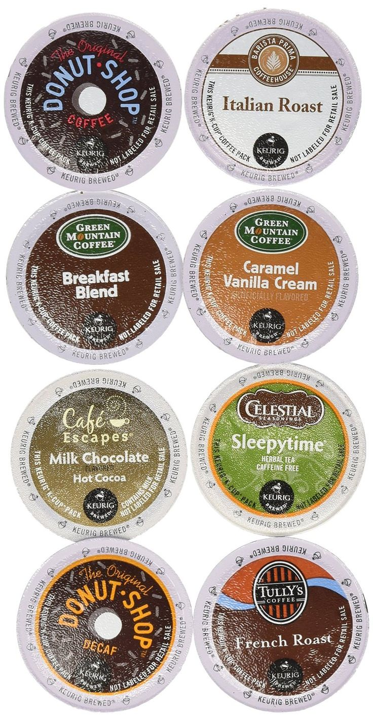 The Entertainer Variety Pack Keurig 2.0 K-Cup Pack, 48 Count => Insider's special review you can't miss. Read more  : K Cups