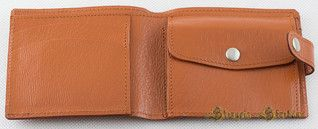 portfel  na zatrzask - 2 kolory