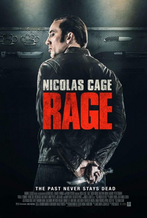 Rage (originally Tokarev) is a 2014 American action crime thriller film directed by Paco Cabezas and written by Jim Agnew and Sean Keller. The film stars Nicolas Cage, Rachel Nichols, Peter Stormare, Danny Glover, Max Ryan, Judd Lormand and Pasha D. Lychnikoff. http://en.wikipedia.org/wiki/Rage_(2014_film)