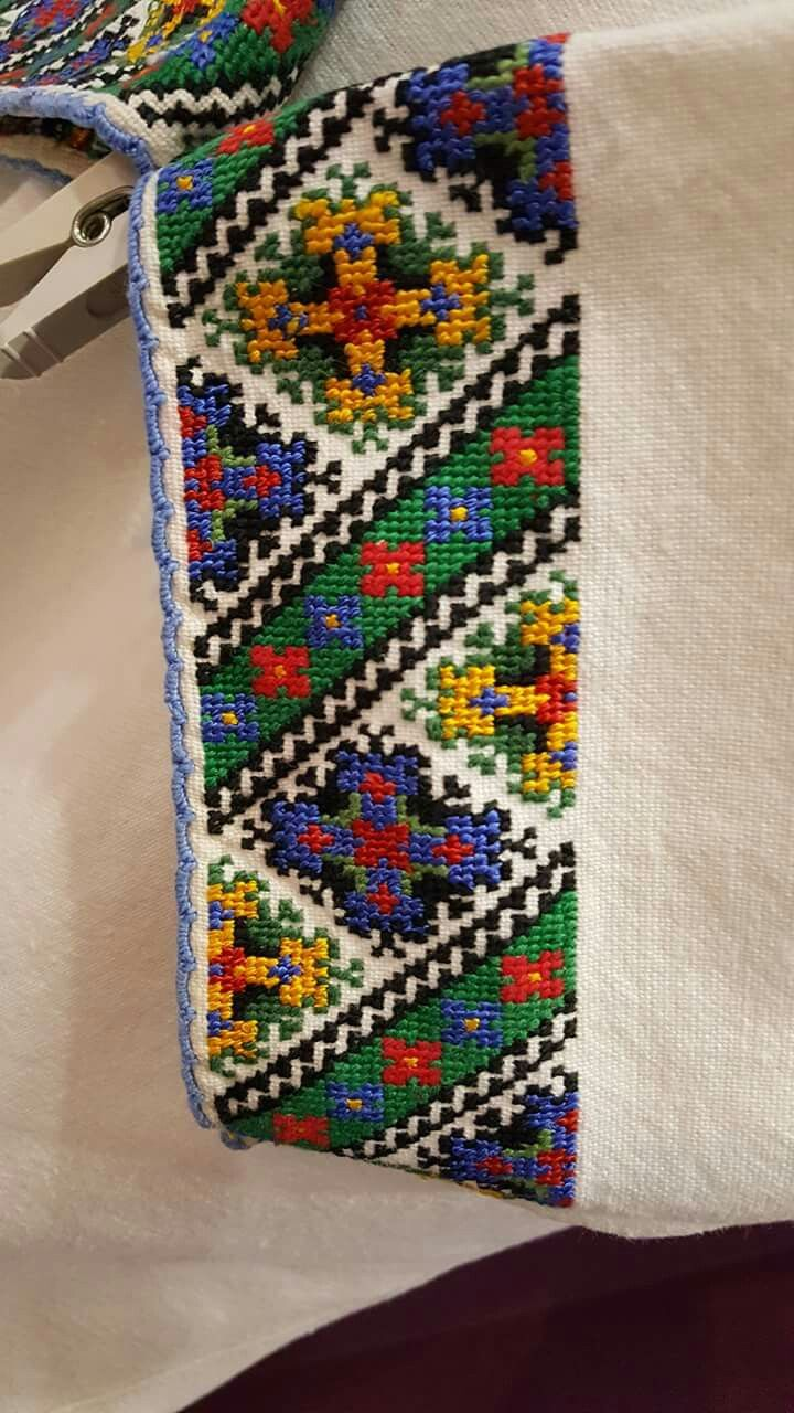 Cross Stitch Embroidery Ukraine Lana Mexicans Crossstitch