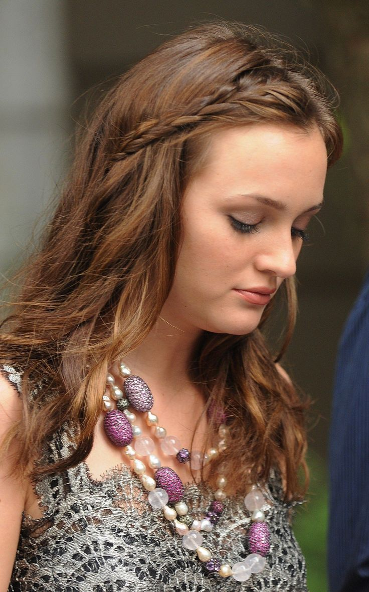 """Blair Waldorf in the episode """"Enough About Eve""""......."""
