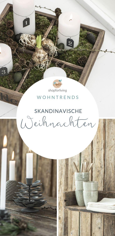 Skandinavische Weihnachtsdeko – Skandinavische Weihnachtsdeko