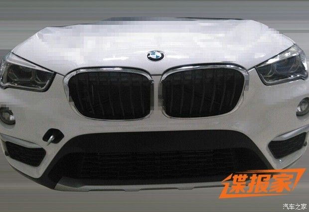Here is the new 2016 BMW X1 - http://www.bmwblog.com/2015/01/28/new-2016-bmw-x1/