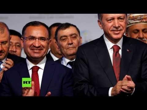Türkischer Innenminister droht EU: Wir schicken euch 15.000 Flüchtlinge pro Monat — RT Deutsch