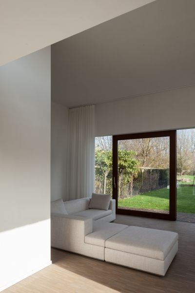 house DV   hansbeke - Projects -  CAAN Architecten / Gent