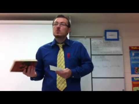 my English teacher wanted to show us an example of a book talk PLEASE SUBSCRIBE!!! Follow me on Twitter: https://twitter.com/rivera_alison Instagram: http://...