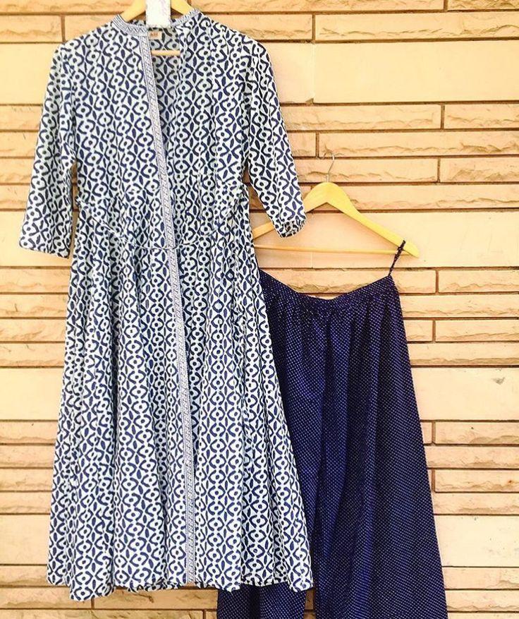 Gulabo Jaipur # cotton tunic # Pallazo love # Indian summers # fashion