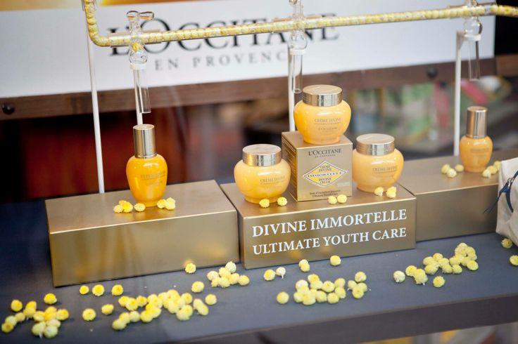 @L'OCCITANE offer luxury beauty treatments this #Easter weekend on #RegentStreet.