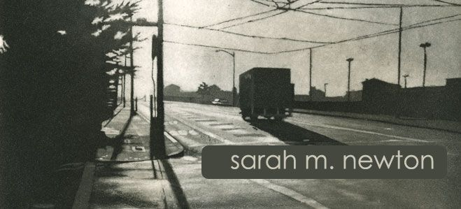 Sarah M. Newton: etchings, drawings, and woodcuts