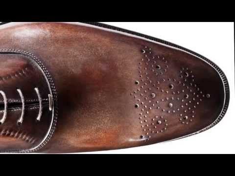 Santoni: изготовление обуви — Яндекс.Видео