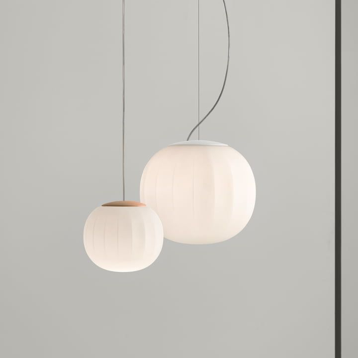 Lita Pendant Lamp By Luceplan Connox Pendant Lamp Lamp Pendant Lighting