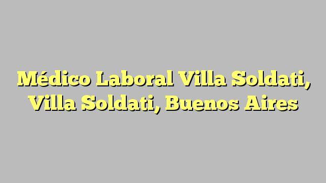 Médico Laboral Villa Soldati, Villa Soldati, Buenos Aires