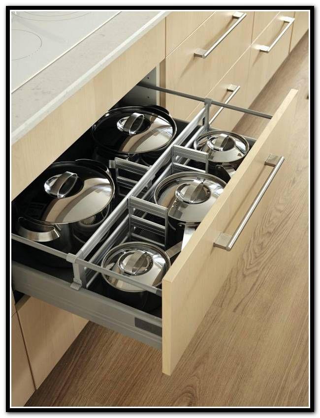 118 best Kitchen Cabinet Storage Ideas images on Pinterest ...